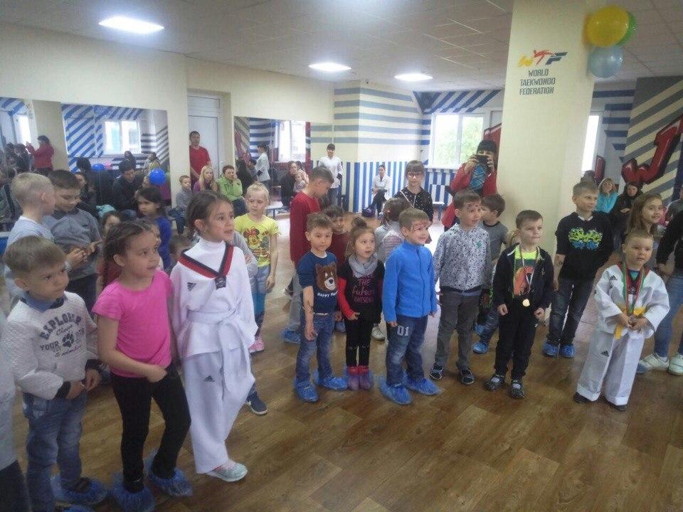 День защиты детей в «H2O fitness»