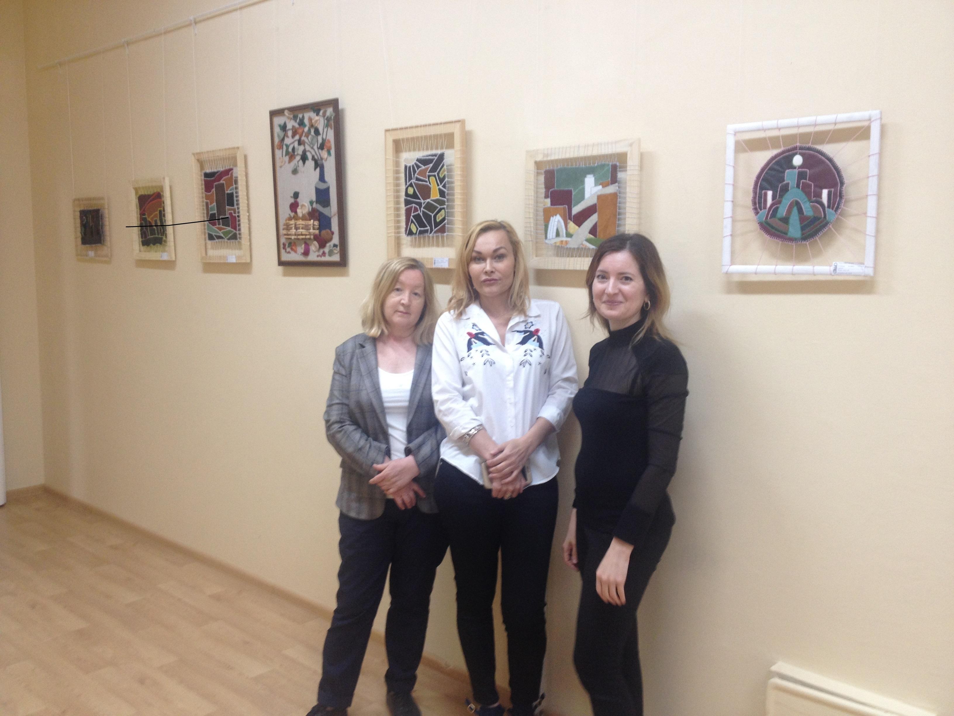 Выставка изделий декоративно-прикладного искусства  «Абстрактная композиция №1»