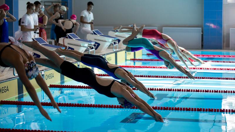 Чемпионат РТ по плаванию на короткой воде: студентка НГПУ Екатерина Левашова  выиграла одну золотую и три серебряные медали