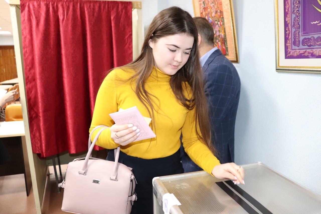 В НГПУ состоялись выборы ректора университета