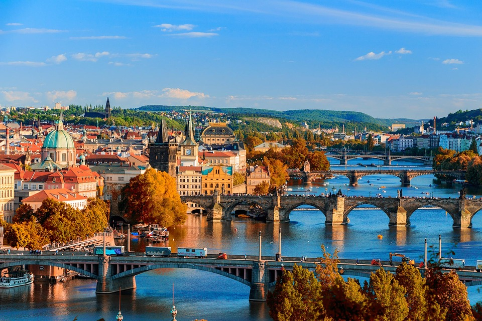 Стажировка в Чехии в 2019 - 2020 учебном году