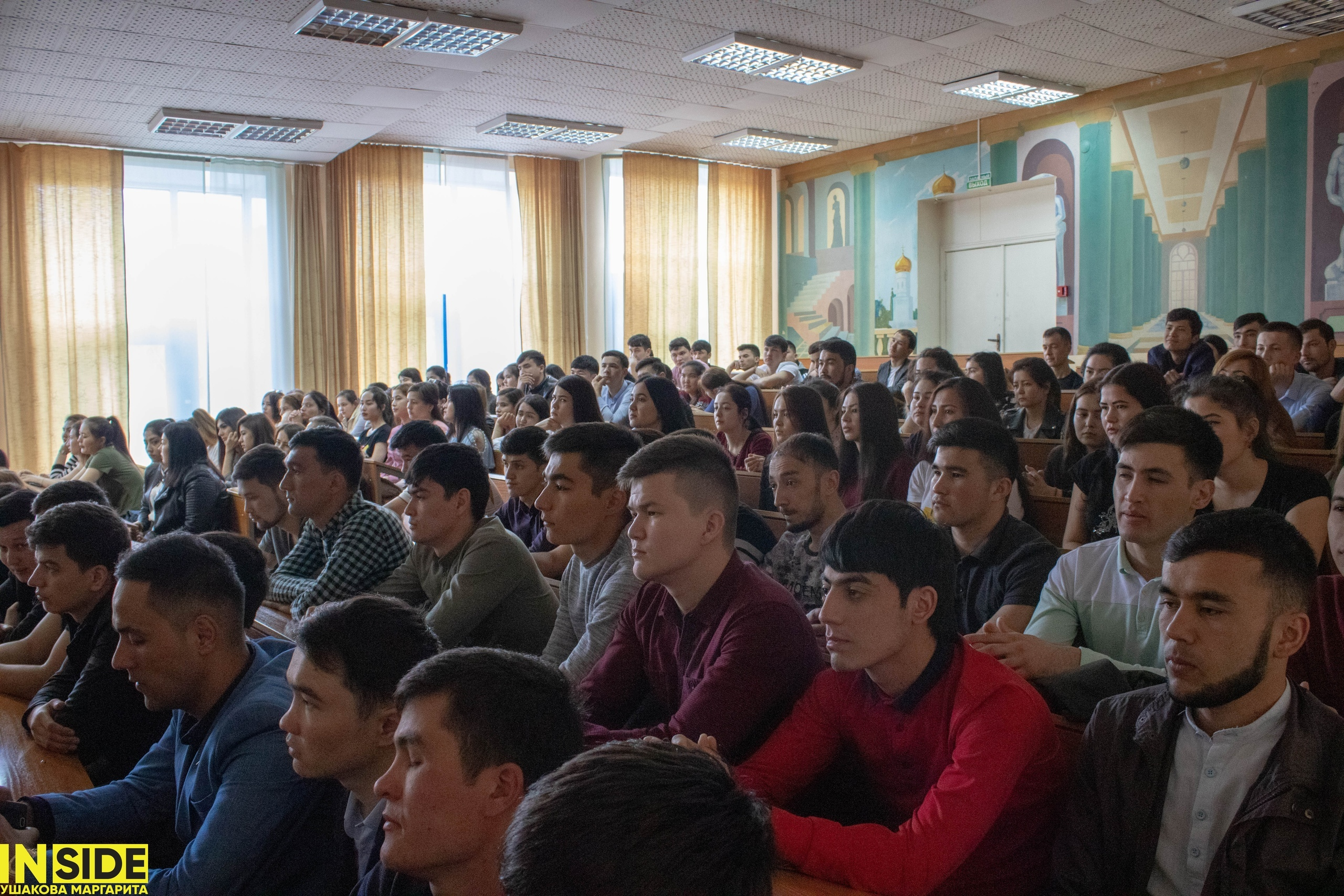 В НГПУ появится Ассоциация иностранных студентов