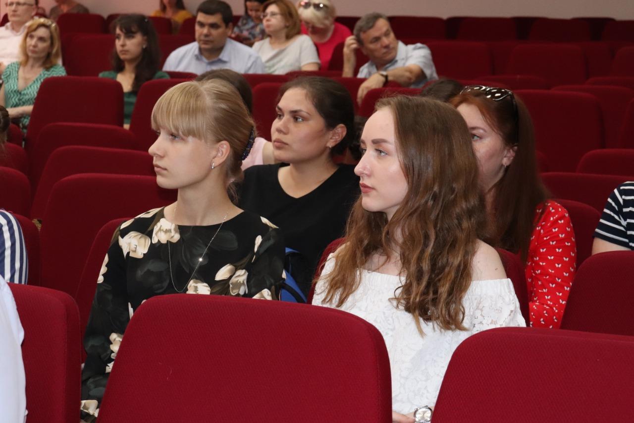 В НГПУ обсудили вопросы предстоящего трудоустройства студентов - целевиков