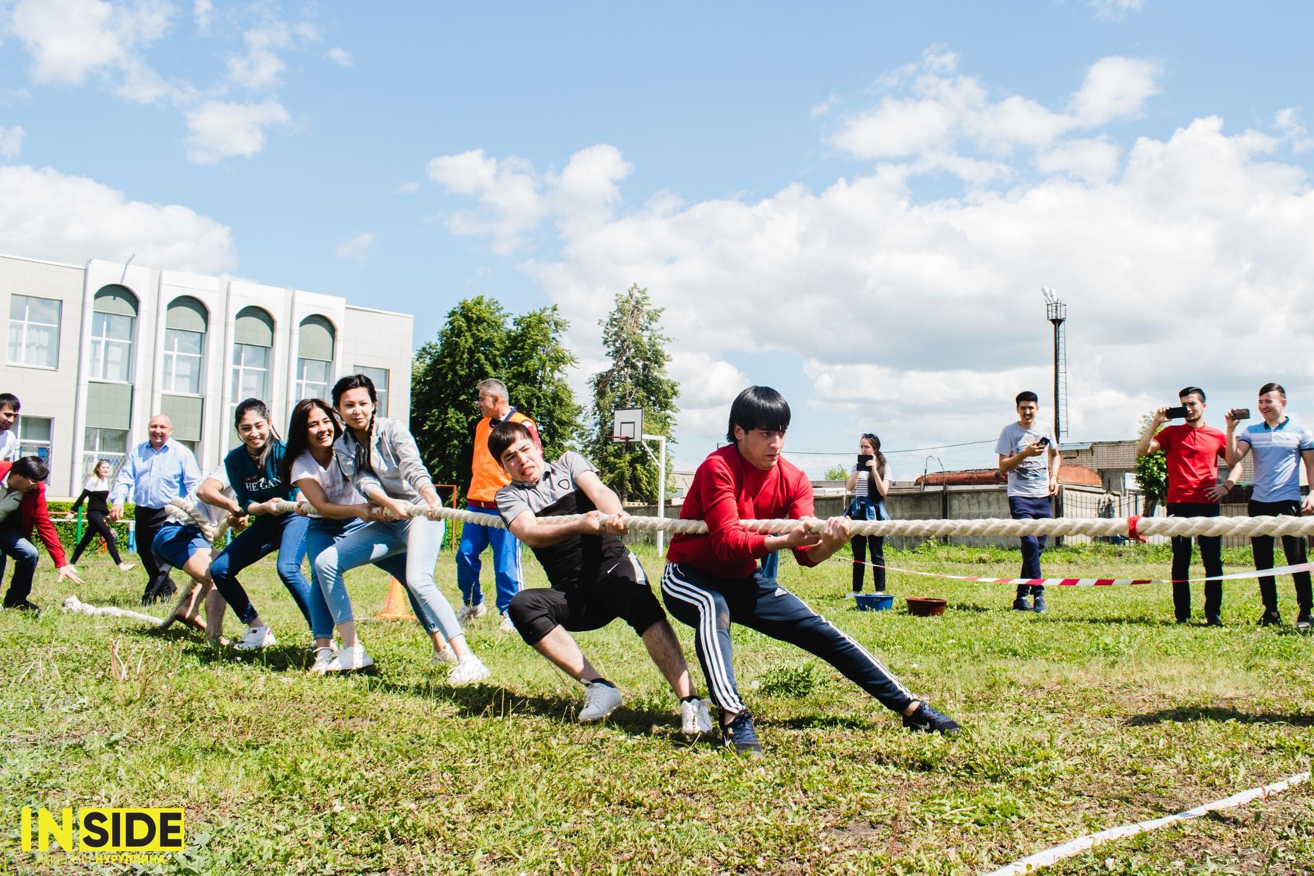 «Всем народам дарит радость славный праздник Сабантуй»: в НГПУ провели студенческий Сабантуй